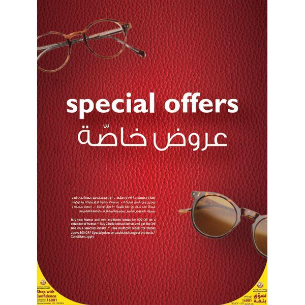 Qatar Optics Special Offer