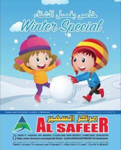 Al Safeer Winter Promotions