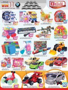 Safari Mall Sale Today