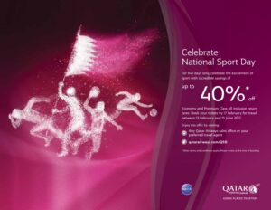 Qatar Airways Ticket Offers