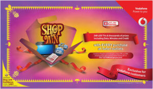 Safari Mall Shop and Win