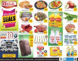 Safari Mall Doha Qatar Offers Weekly Deals 02-02-17