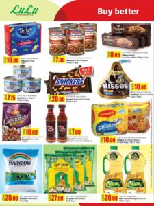 Lulu Qatar Grocery Items on Sale