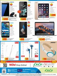 Gadget Promo in Lulu Qatar Hypermarket