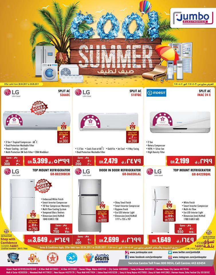 aircondition and refrigerators