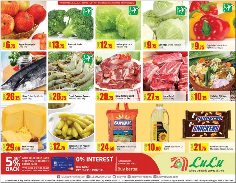 qatar vegetable prices
