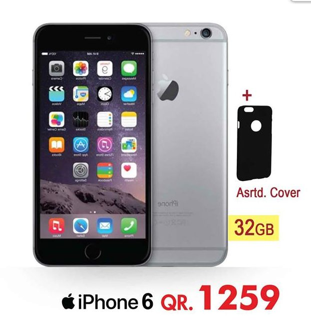iphone 6 discounted offer