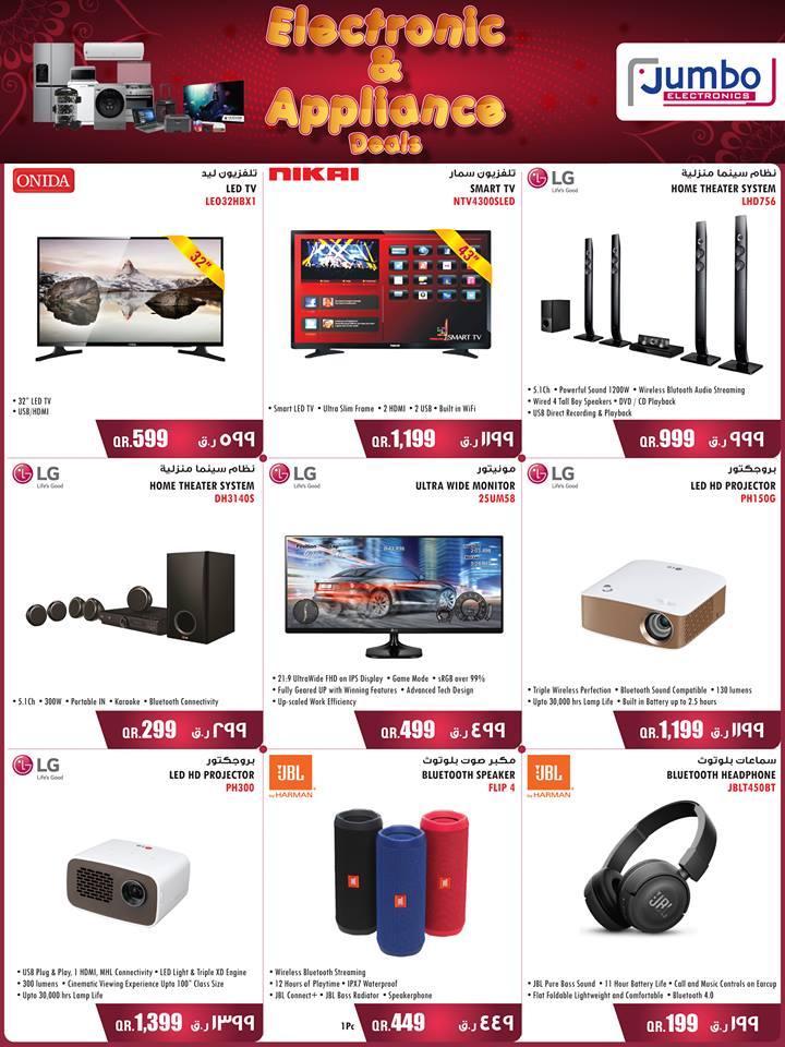Jumbo electronics and appliances promo until 18 11 2017 - Jumbo mobel discount ...