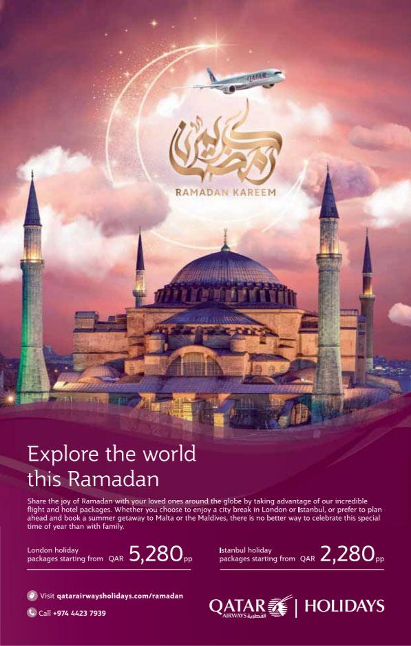 qatar airways ramadan offers