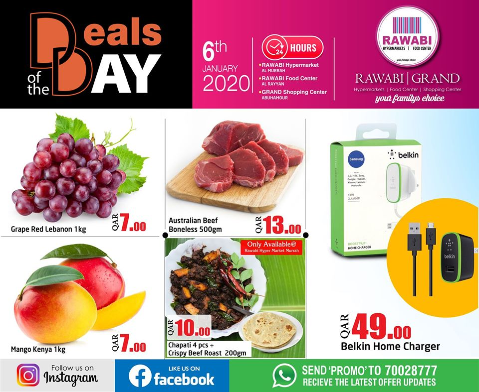 daily best deals in qatar